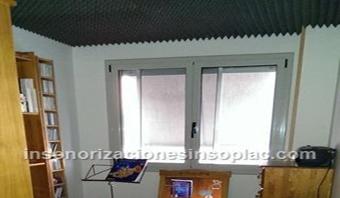 Insonorizaci n de viviendas aislamiento ac stico for Puertas aislamiento acustico precio