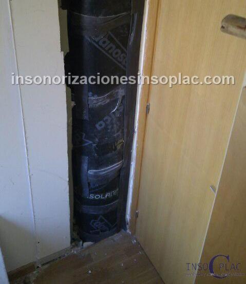 Insonorizar suelo insoplac - Insonorizacion de paredes ...