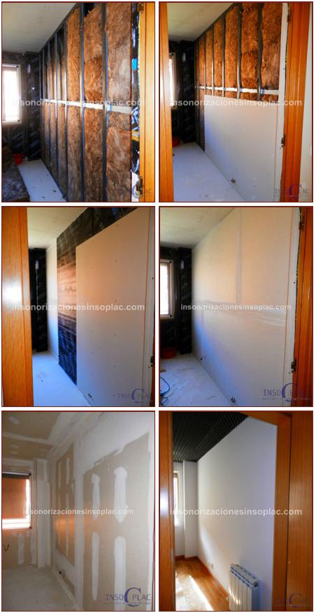 Insoplac insonorizar pared for Insonorizar pared precio