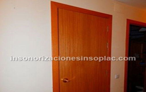 Puerta acústica 42dB