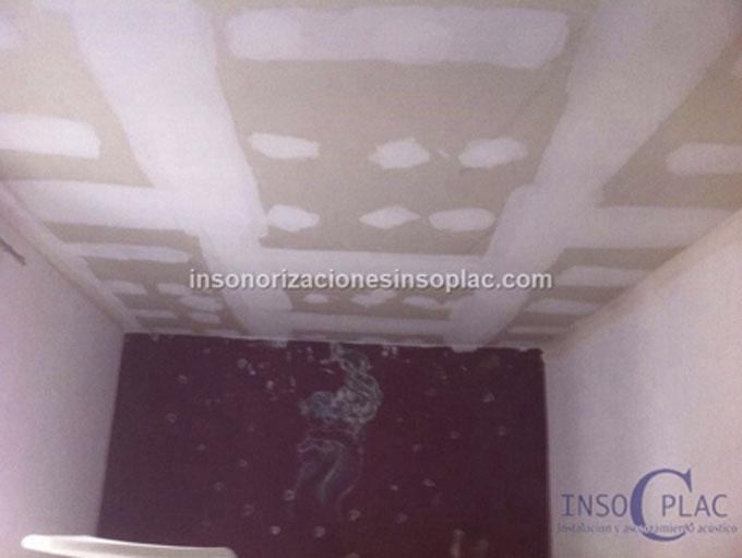 Insoplac insonorizar techo - Insonorizar techo habitacion ...
